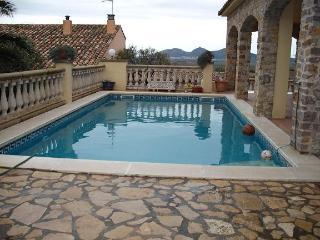 Pals, casa con piscina