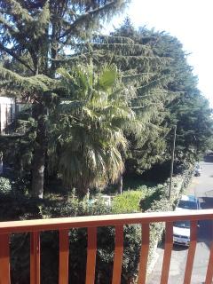 l'appartamento è situato  nel parco dell'Etna