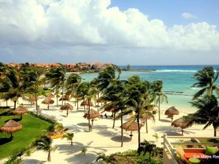 Gorgeous Beach Penthouse Villa Del Mar C Building!, Puerto Aventuras