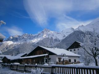 Les chalets du bonheur aux pied du Mont-Blanc, Les Houches