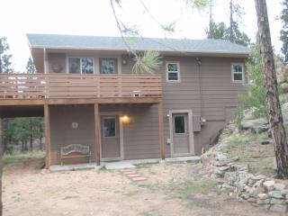 Mountain vacation home located in Turkey Rock, Sedalia