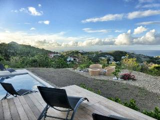 Brand New 2BDR villa with amazing view Villa N'JOY, Marigot