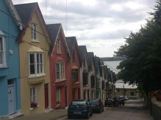Living in the famous 'Deck of Cards' in Cobh