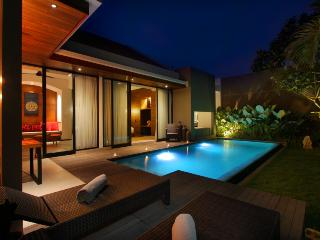 Romantic villa in Legian