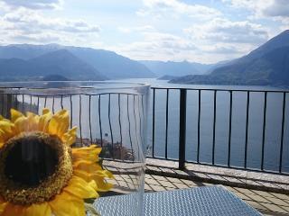 Amazing Lake Como view from Perledo