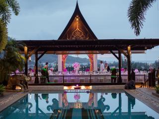 Luxury 7-9 Bedrooml Villa with chef,  2 pools,  Kamala Beach, Phuket Thailand