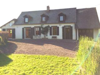Lovely house close by the Normandy landing beaches