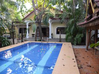 Private Pool Villa set in Tropical Garden, Phnom Penh