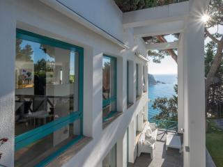 Villa espectacular en primera línea de mar