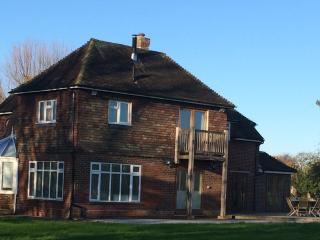Idyllic rural house near beach, West Wittering