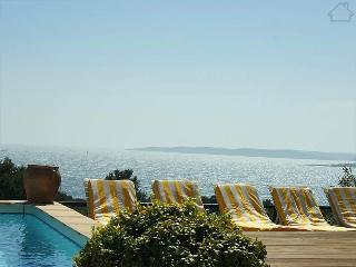 Ramira 193268 villa with magnificent sea view, shared heated pool 8 x 4 mtr., Ste Maxime