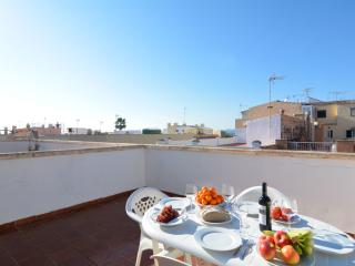 Holiday townhouse beach area in Palma de Mallorca