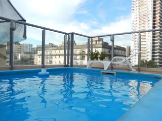 UNIQUE STUDIO WITH POOL, GYM & GREAT NEIGHBORHOOD, Buenos Aires