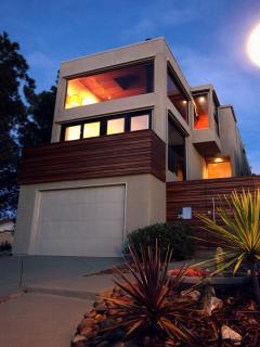 Modern San Diego Bay Park Spa Home