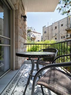 Stylish Botique Studio in Rehavia, Jerusalem