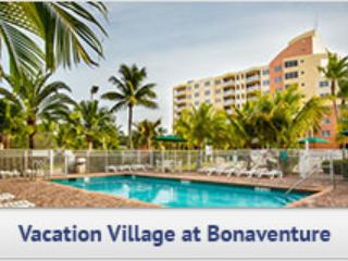 VACATION VILLAGE AT BONAVENTURE  , WESTON ,FLORIDA, Weston