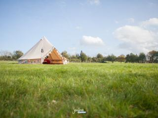 2posh2pitch Glamping holidays in North Norfolk, Brancaster Staithe