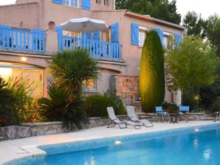 an excellent choice,4 Paws, a stunning ground floor Gîte next to the pool