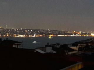 Taksim;Cihangir Area With Sea wiev, Istanbul