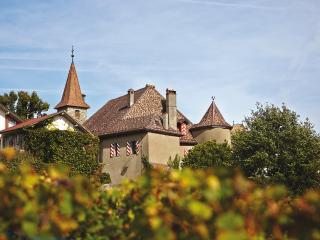 Château Rochefort, appartement vigneron, Allaman
