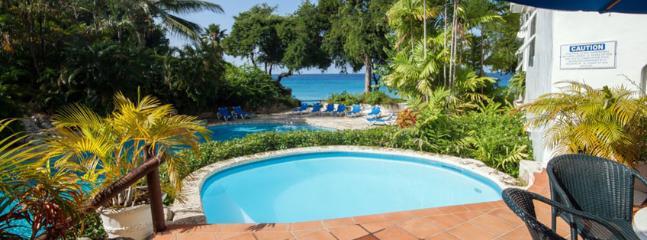 Villa Hibiscus Barbados Villa 436 An Attractive Three Bedroom Villa Located At The Popular Merlin Bay Complex., The Garden