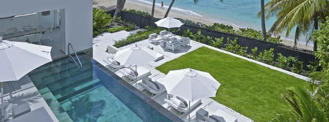 Barbados Villa 435 Designed To Maximize The Spectacular Ocean Views., Porters