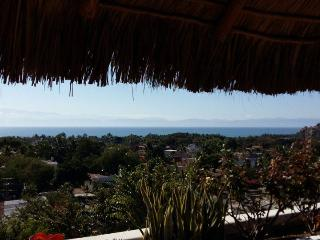Two story house with awesome view !, La Cruz de Huanacaxtle