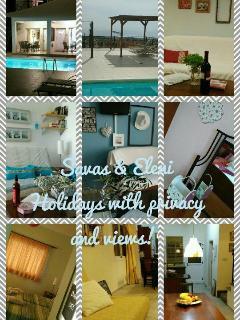 Savas&Eleni holiday homes!
