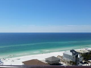 Wonderful views from this west facing condo. Tram Included.Call for Specials, Destin