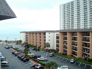 Myrtle Beach Resort - Two Bedroom Condo with Oceanview and Resort Amenities!