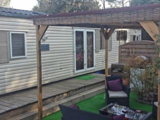 Mobile Home Holiday Rental
