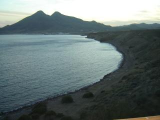 La Isleta  España, Almeria
