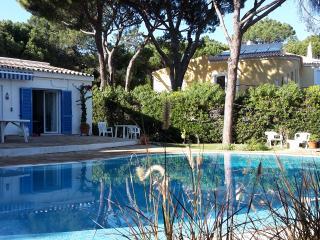 Villa Chelsea in Vilamoura, private pool near golf