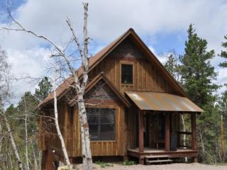 New Cabin with beautiful views!!!, Deadwood