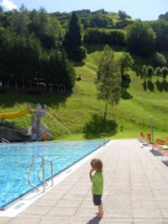 The village pool