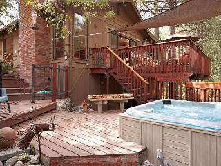 Beautiful 'Idyllwild Lodge' A  Family Friendly Cabin