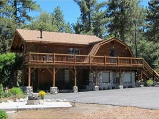 Cabin, 4 bedrooms, 2 bathrooms, (Sleeps up to 10 in Beds), Idyllwild