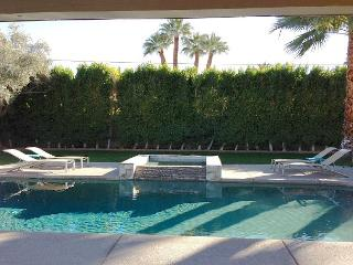 Lorenzo Modern Desert Rental with Salt Water Pool, Palm Springs
