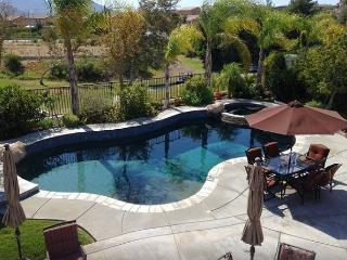 4 Bedrooms, 3 Baths,  Pool, Spa With Views Of Redhawk Golf Course & Temecula