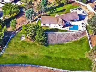 Meadow View Luxury Rental with Pool in Temecula Wine Country