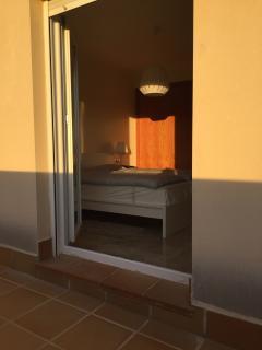 Balcony located in the Prime Bedroom