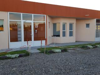 Apart San Bernardo, Sarmiento