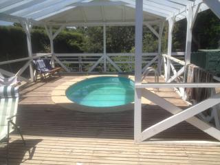 Casa piscina 3 dormitorios