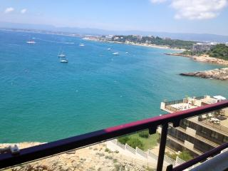 Salou Vue mer  appartement confortable et moderne