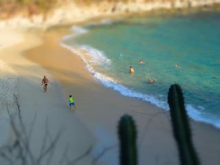 Huatulco, Playa Tejon
