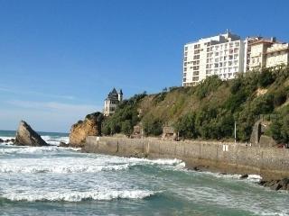 Falaise 3, Biarritz