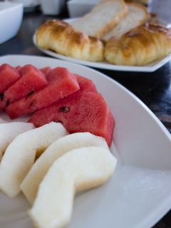 Daily breakfast is included as complimentary with free flowing coffee and juices