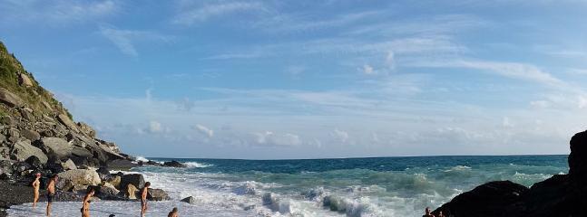 Spiaggia nuova
