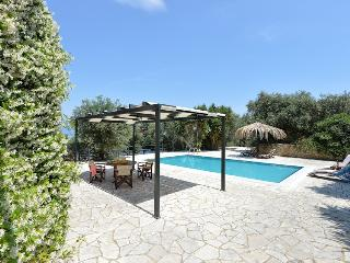 Luxury Residence with Private Pool / First Floor, Gaios