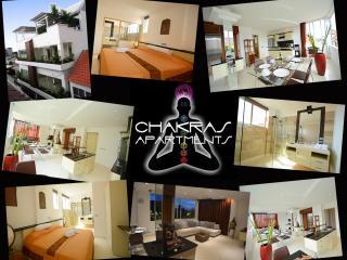 chakras apartments, Seminyak